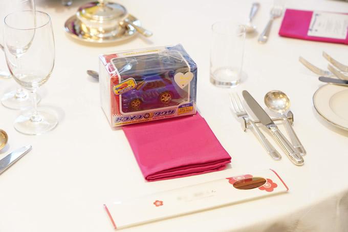 お客様の声 結婚式 披露宴の席札 引出物 名入れ箸 はし 通販